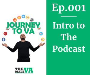 Podcast Episode 1 - Intro To The Podcast
