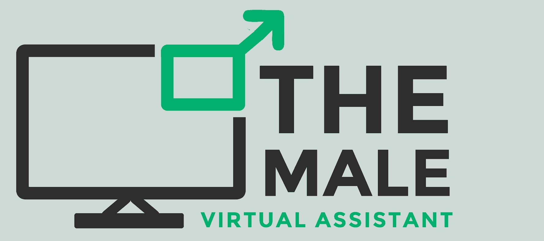 The Male VA Logo