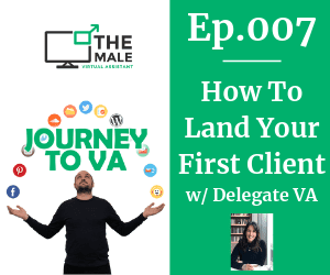 007 - How to land your first client with Catherine Gladwyn